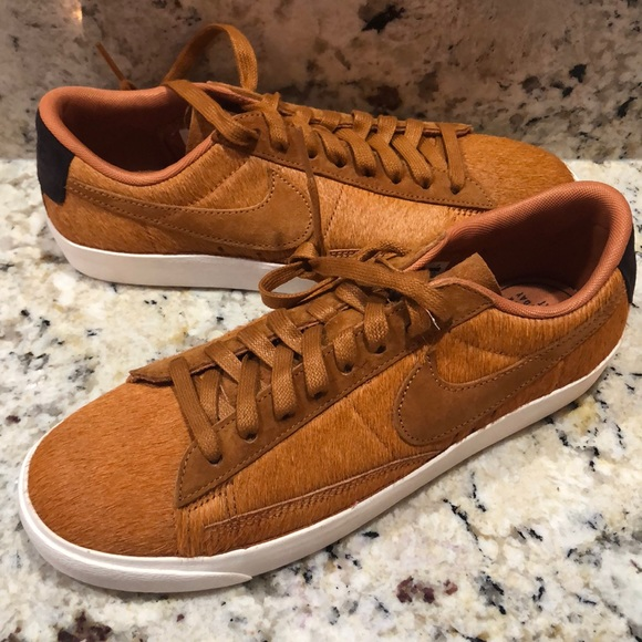 biggest discount clearance prices cheapest price Nike Blazer Low LX Women's Shoes Cider NWT